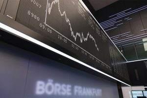 Die Aktienmärkte droften auseinander: der Dax wesentlich schwächer als die US-Indizes