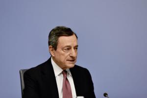 Mario Draghi kündigte faktisch eine Zinssenkung der EZB an