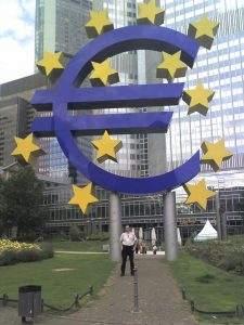 Der Euro steht zum Dollar vor einem Aufwärtstrend