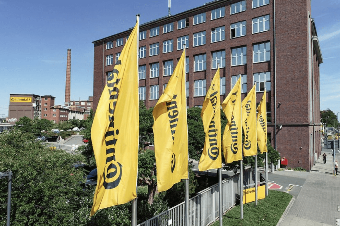 Continental AG Firmenzentrale