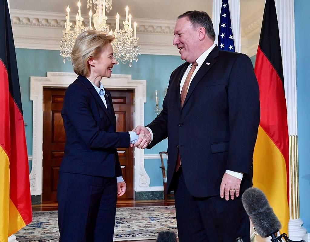Ursula von der Leyen neue EU-Kommissionspräsidentin