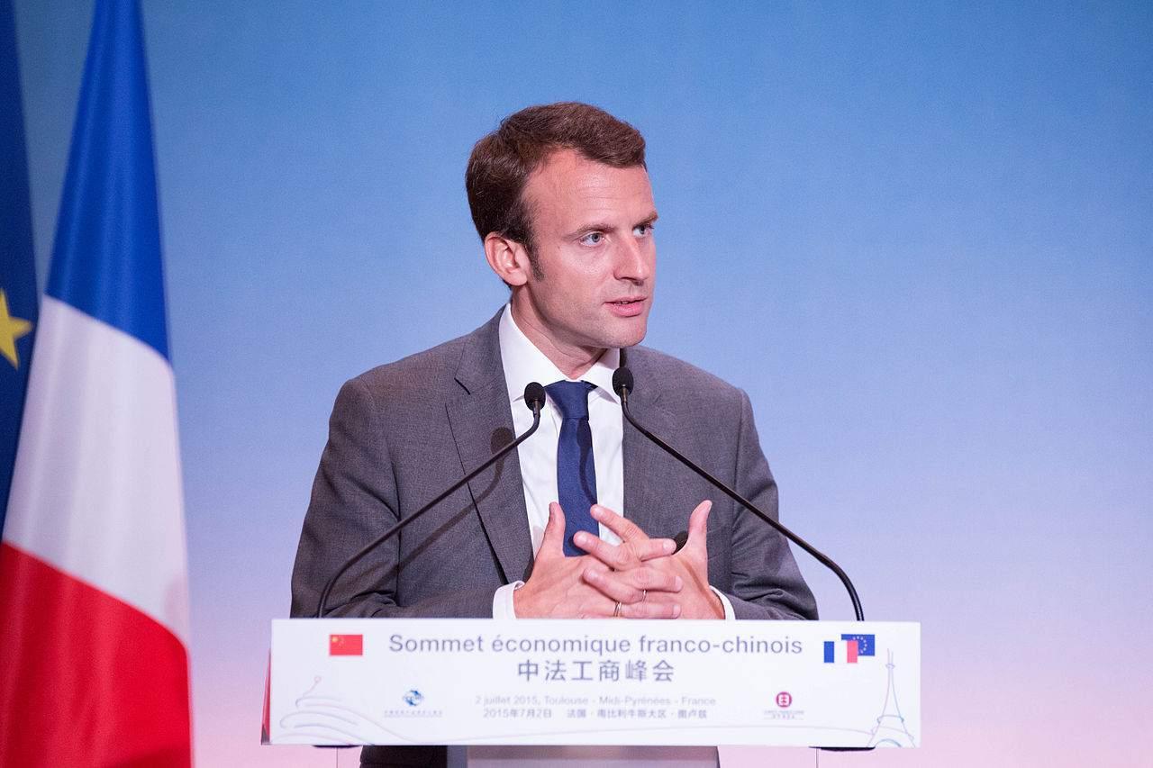 Frankreich-Präsident Macron - Mercosur Abkommen wird blockiert