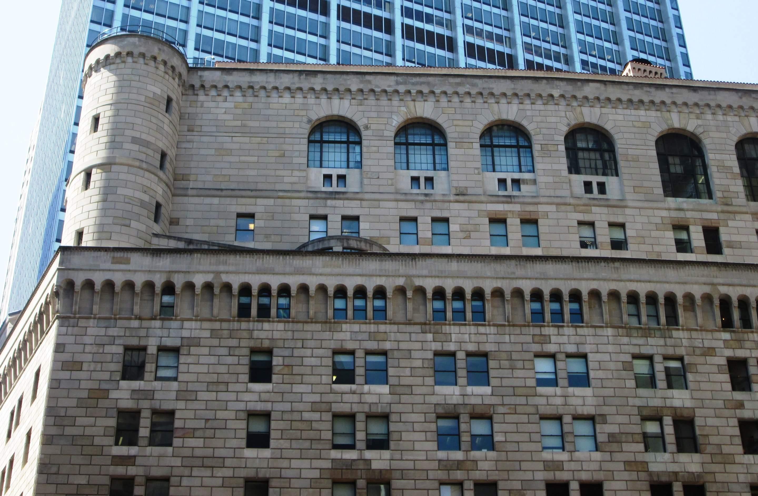 NY Fed Gebäude