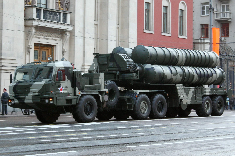 S-400 Raketen aus Russland