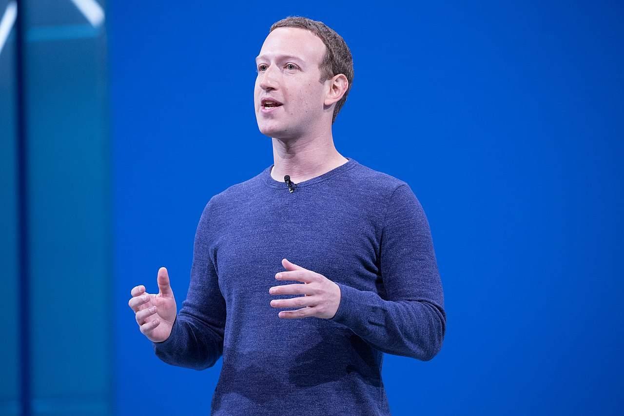 Mark Zuckerberg - Facebook-Quartalszahlen
