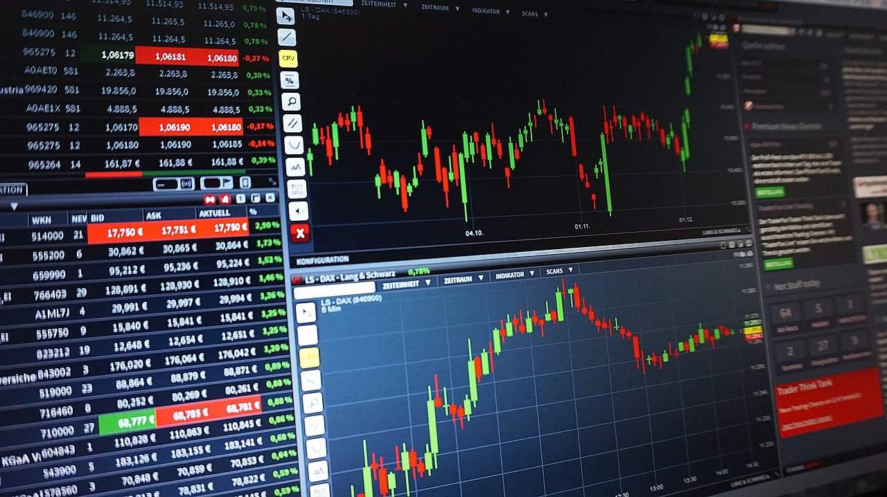 Beispielbild für Börsenkurse in Chartform - RWE-Aktie Energiewende
