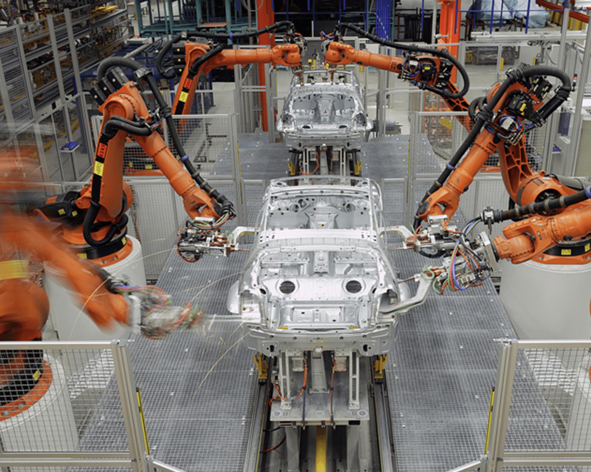 KUKA Industrie-Roboter