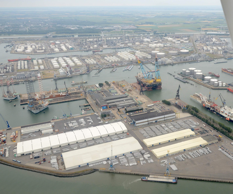 Hafen von Rotterdam - Ölpreis auch durch EU-Daten beeinflusst