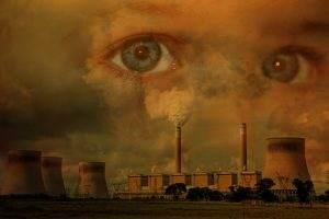 Der wirtschaftliche Abschwung und der Klimawandel