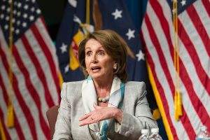 Nancy Pelosi ist die treibende Kraft beim angekündigten Amtsenthebungsverfahren gegen Trump
