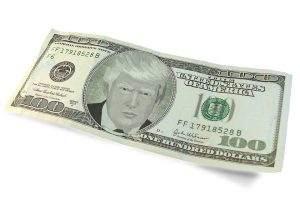 Durch den Handelskrieg setzt Trump die Dominanz des Dollars aufs Spiel
