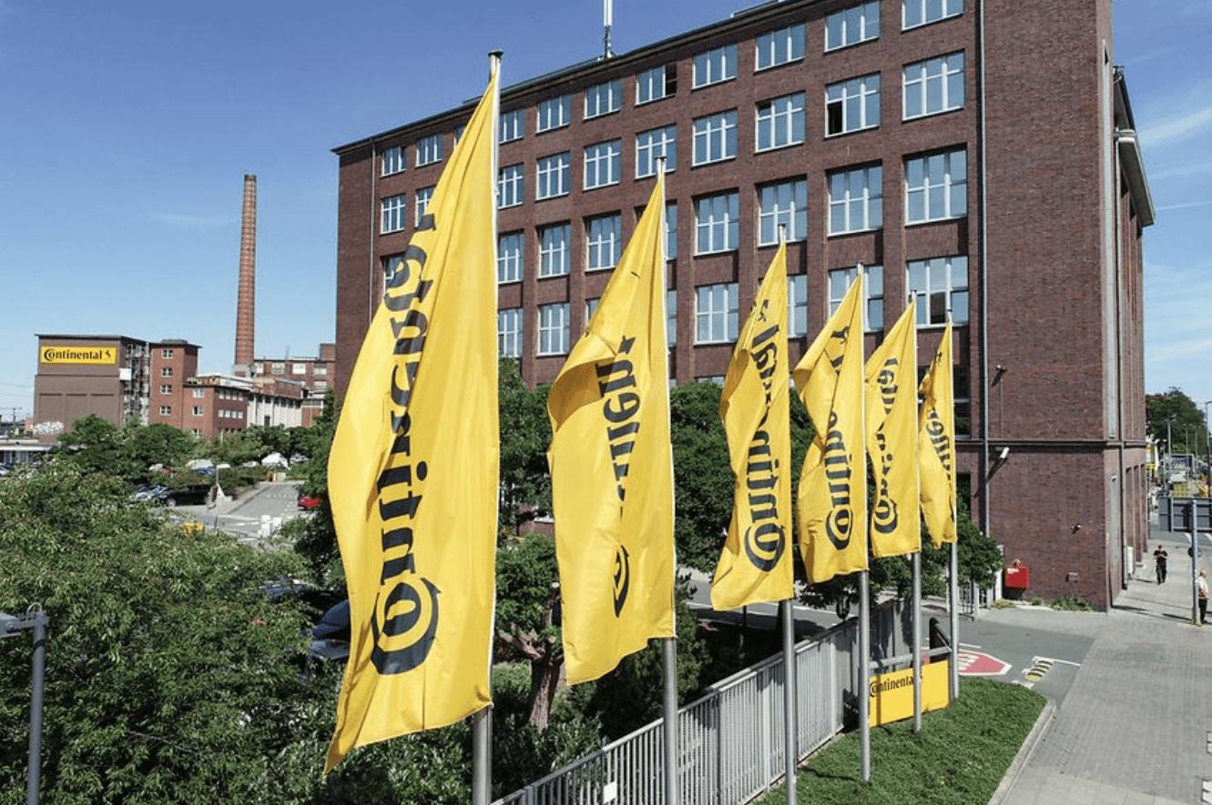 Continental Gebäude