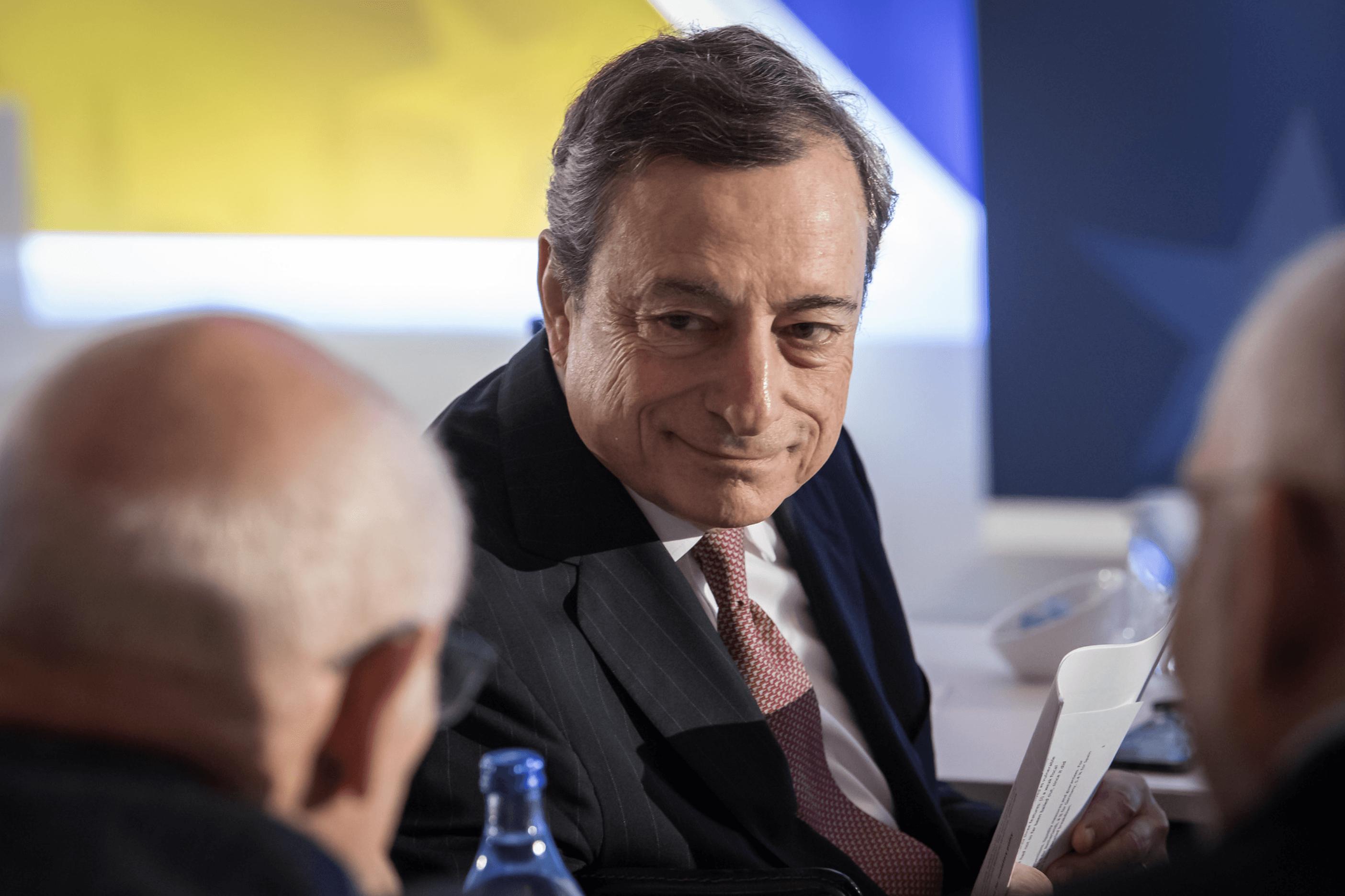 Mario Draghi wird morgen den Euro ein letztes Mal beeinflussen