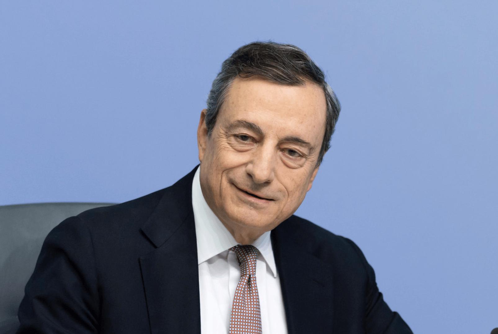 Euro und EZB - Mario Draghi nächsten Donnerstag mit seiner letzten Entscheidung