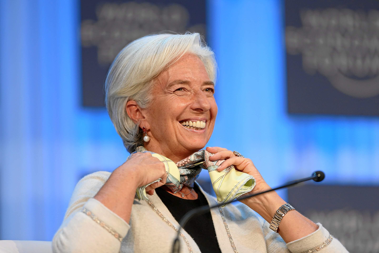 Neue EZB-Chefin Christine Lagarde