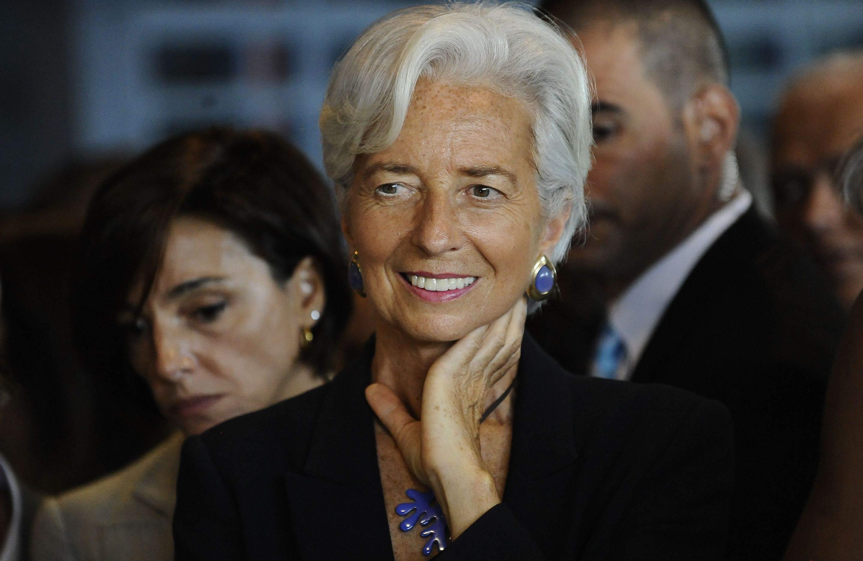 Christine Lagarde ist bald neue EZB-Chefin