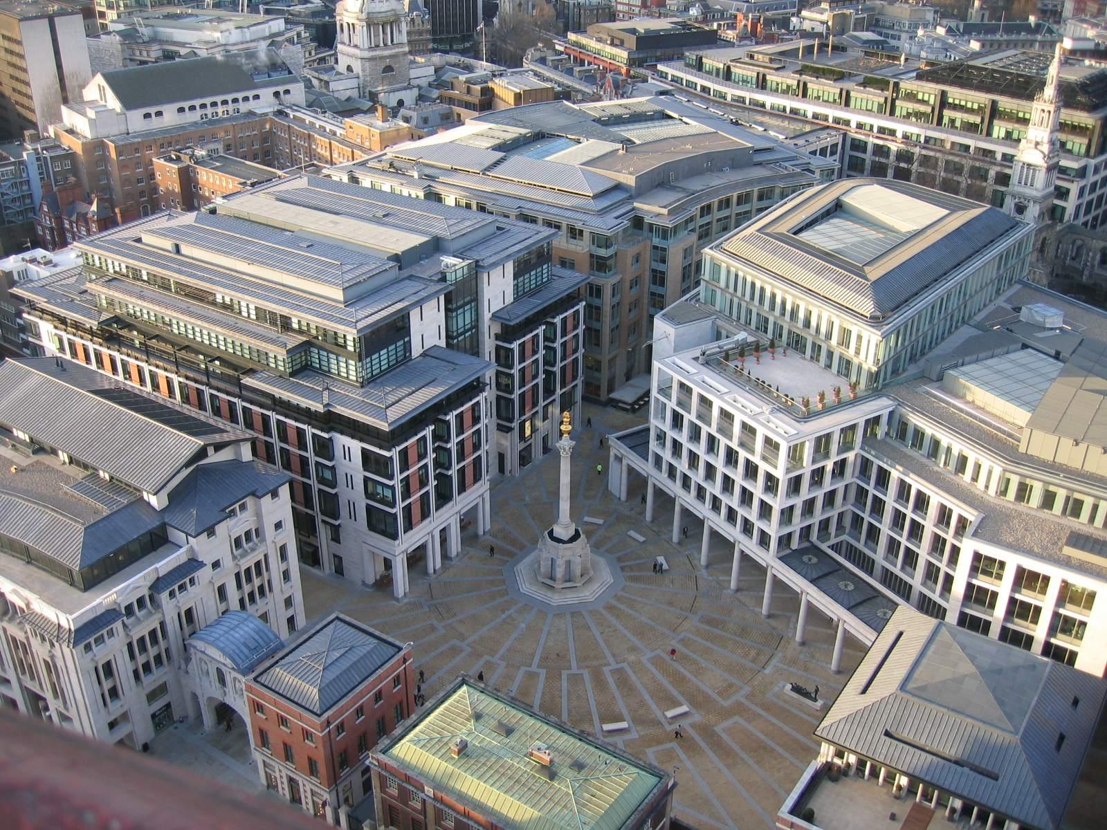 London Stock Exchange Gebäude in London