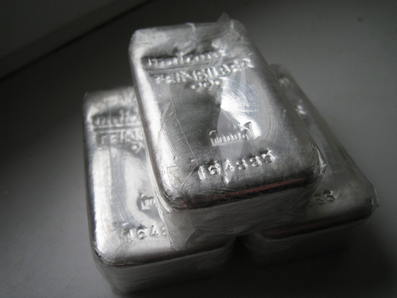 Silberbarren - Silberpreis