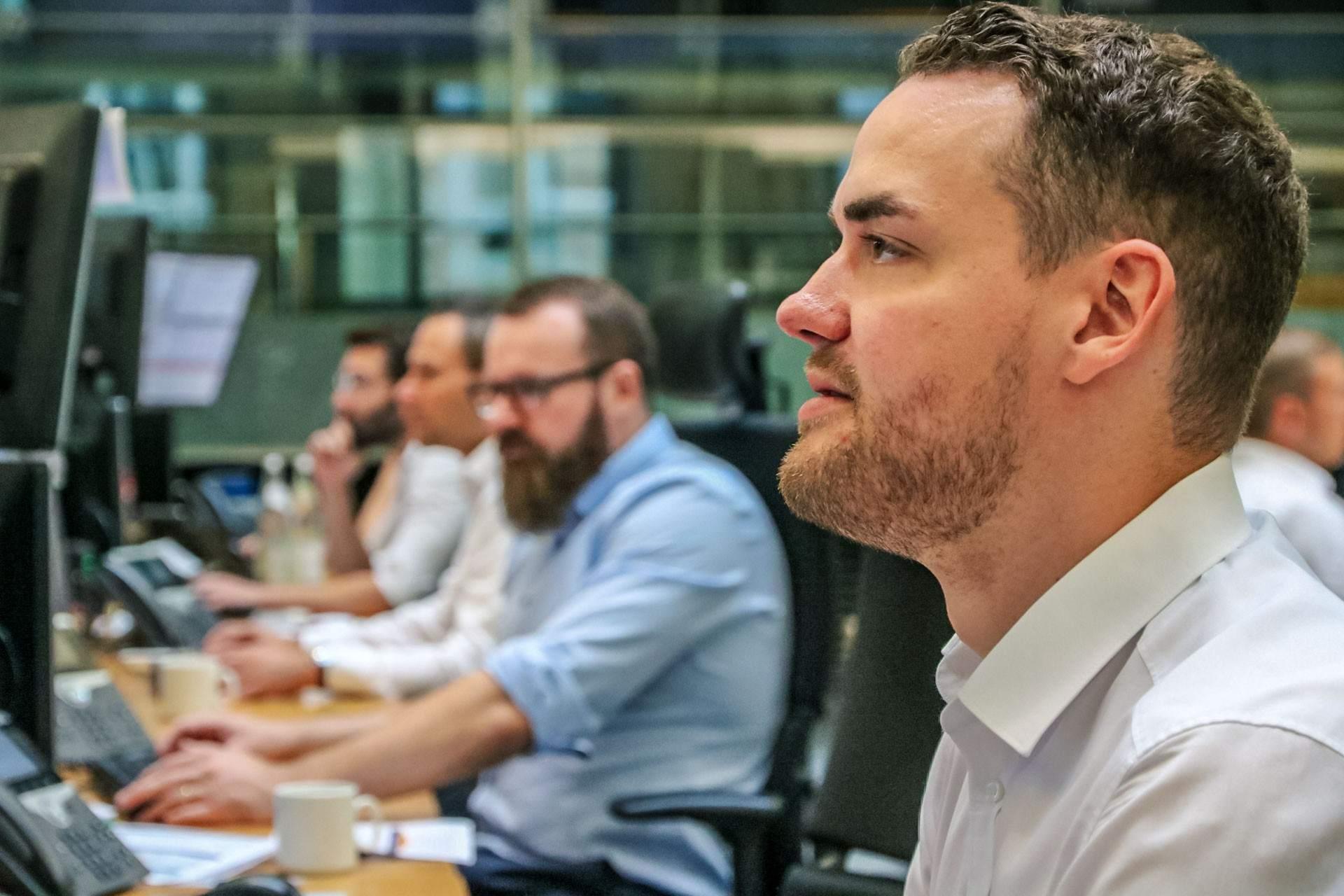 Börse Stuttgart mit Handelsplatz für Kryptowährungen