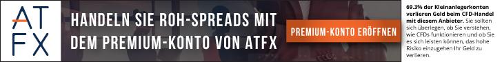 ATFX handeln Sie roh-spreads