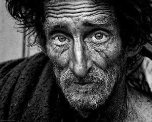 Altersarmut ist häufig die Vorstufe zur Obdachlosigkeit