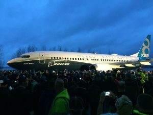 Die Aktie von Boeing geriet in den letzten Tagen unter Druck