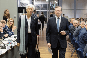 Christine Lagarde ist nun offiziell als Nachfolgerin von Draghi bestätigt