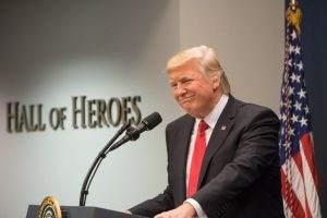Trump steht nach der Ukraine-Affäre nun wegen den Ereignissen in Syrien unter Druck