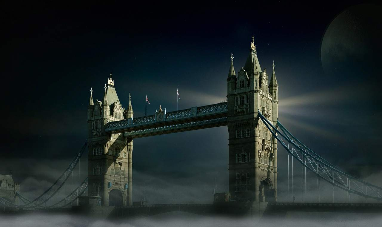 Düsteres Szenario Brexit - Tower Bridge London