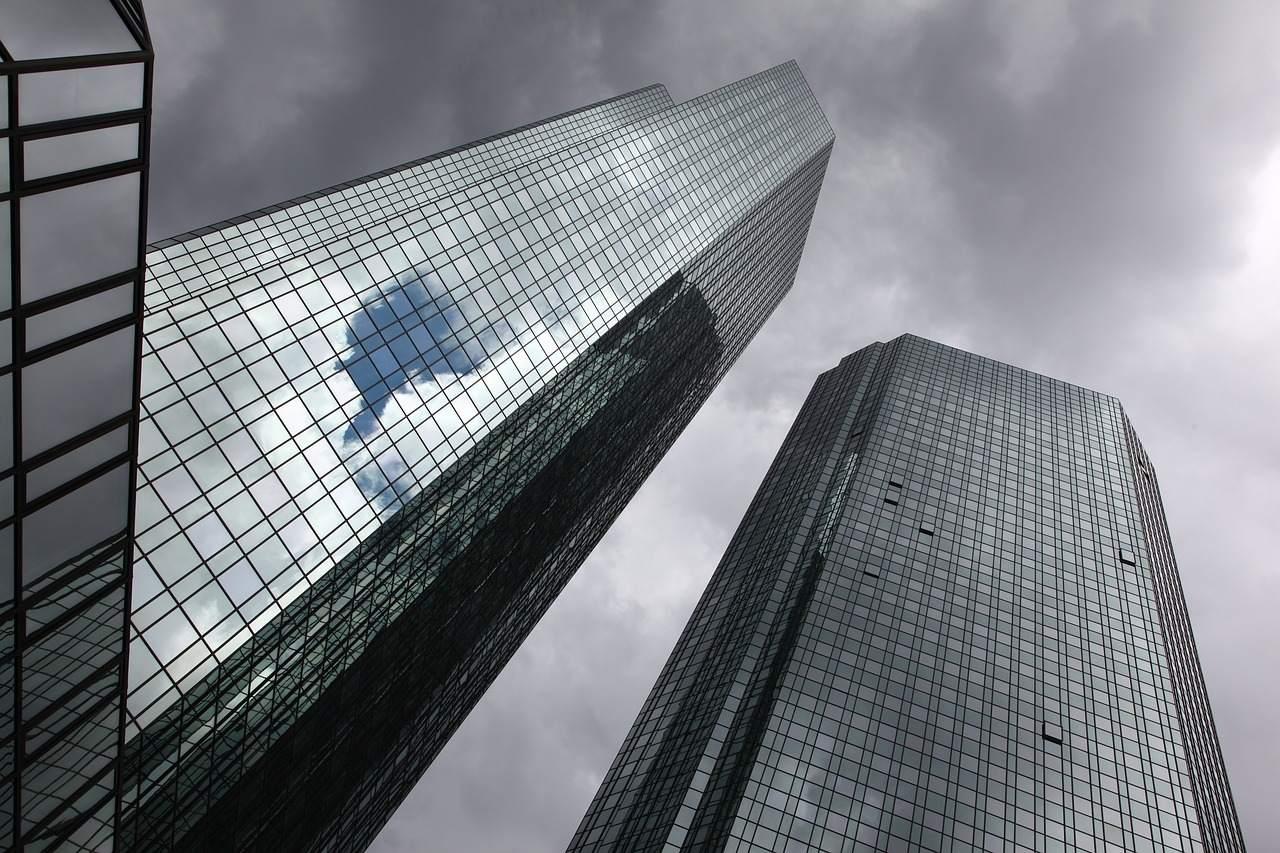 Deutsche Bank Türme
