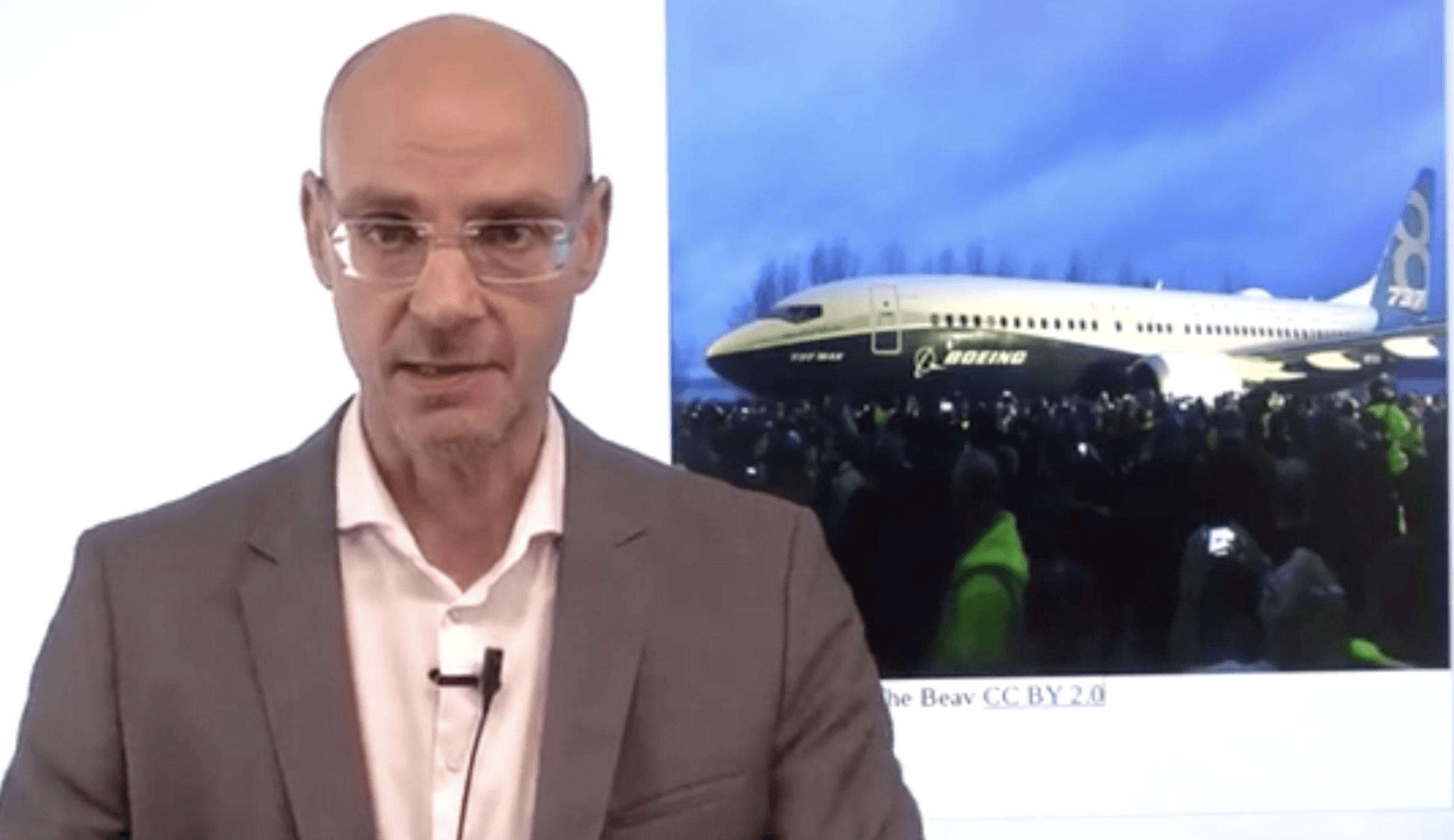 Markus Fugmann über Boeing