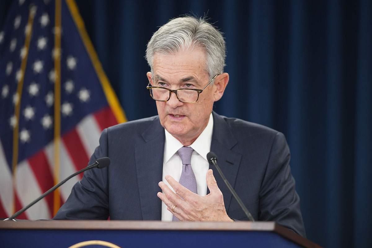Fed-Chef Jerome Powell entscheidet über die Zinsen in den USA