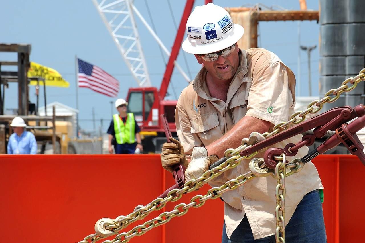 Arbeiter in den USA - aktuelle US-Arbeitsmarktdaten veröffentlicht