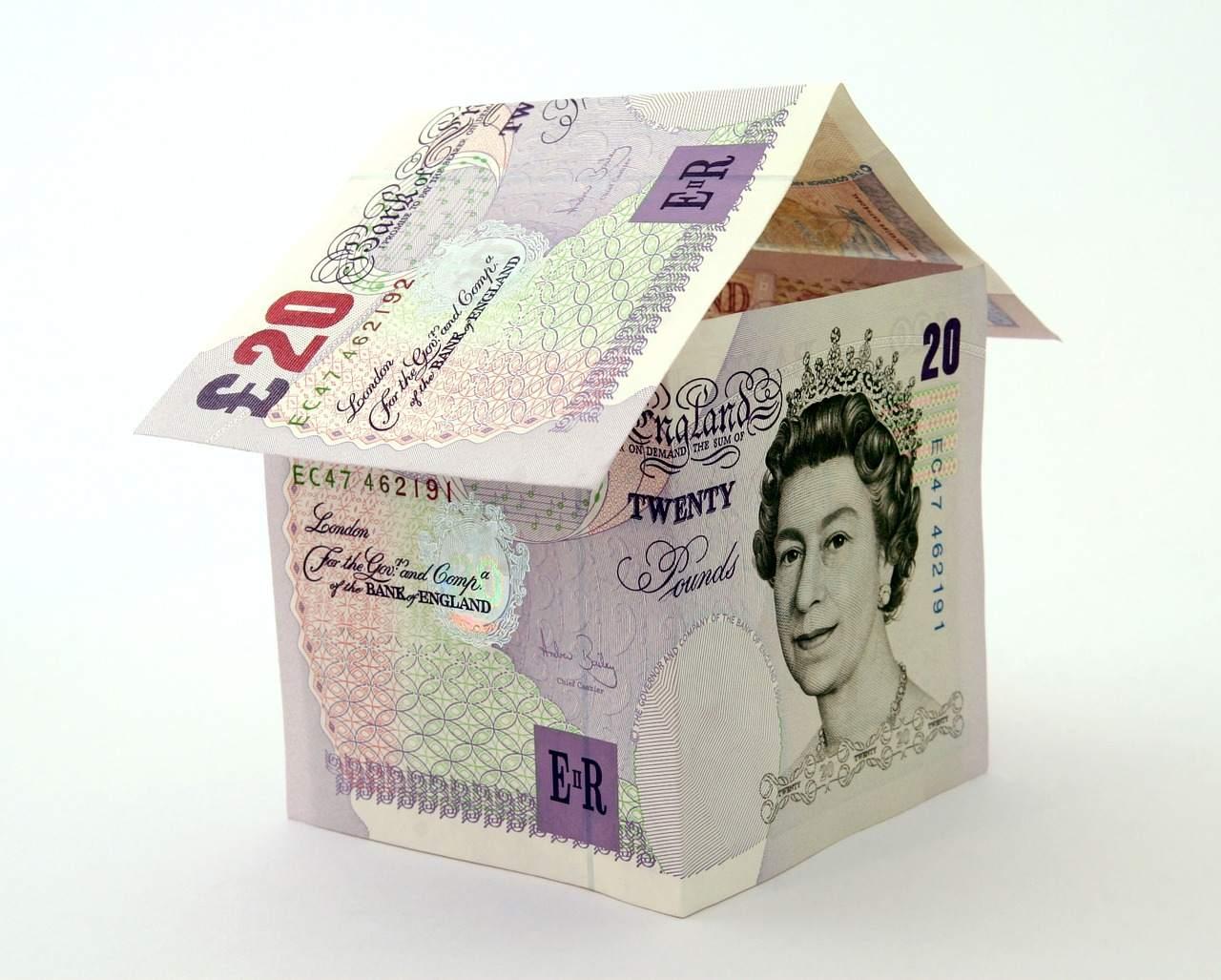 Britisches Pfund Beispielbild
