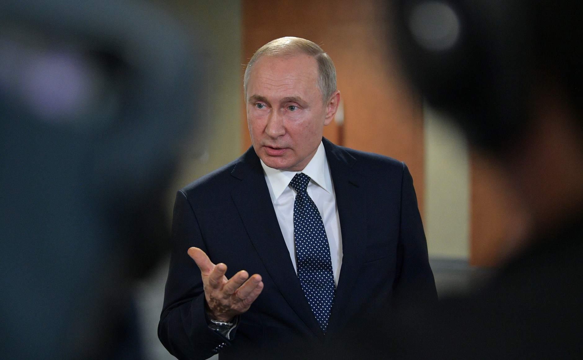 Wladimir Putin traf sich mit Erdogan - Türkische Lira wertet auf