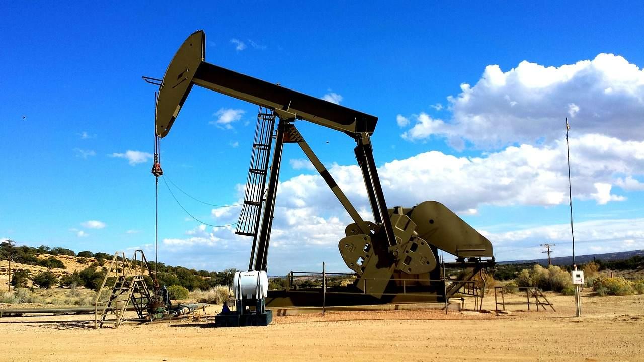 Beispielbild Ölpumpe - Ölpreis stark fallend