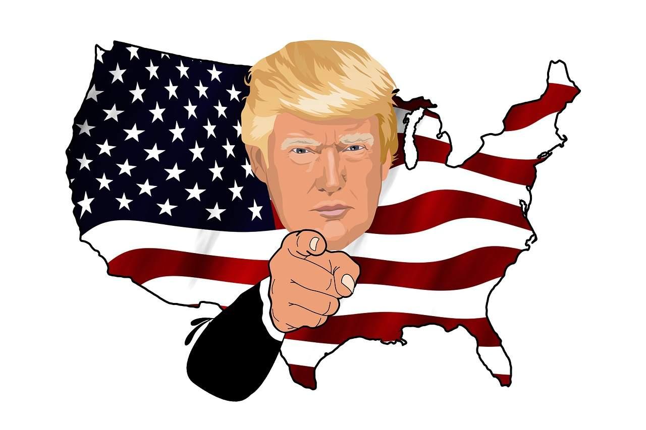 Donald Trump droht der Türkei