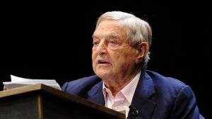 George Soros hat durch seine Wette gegen den US-Aktienmarkt viel Geld verloren