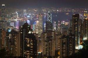 Die Mega-Stadt Hongkong vor dem wirtschaftlichen Kollaps