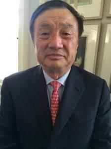 Der Huawei-Bann hat Ren Zhengfei und sein Unternehmen bisher nicht aus der Bahn geworfen