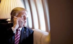 Die Rede heute von Donald Trump in New York wird mit Spannung erwartet