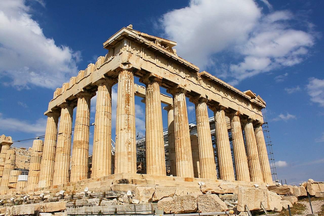Akropolis in Athen - Symbolbild für Griechenland