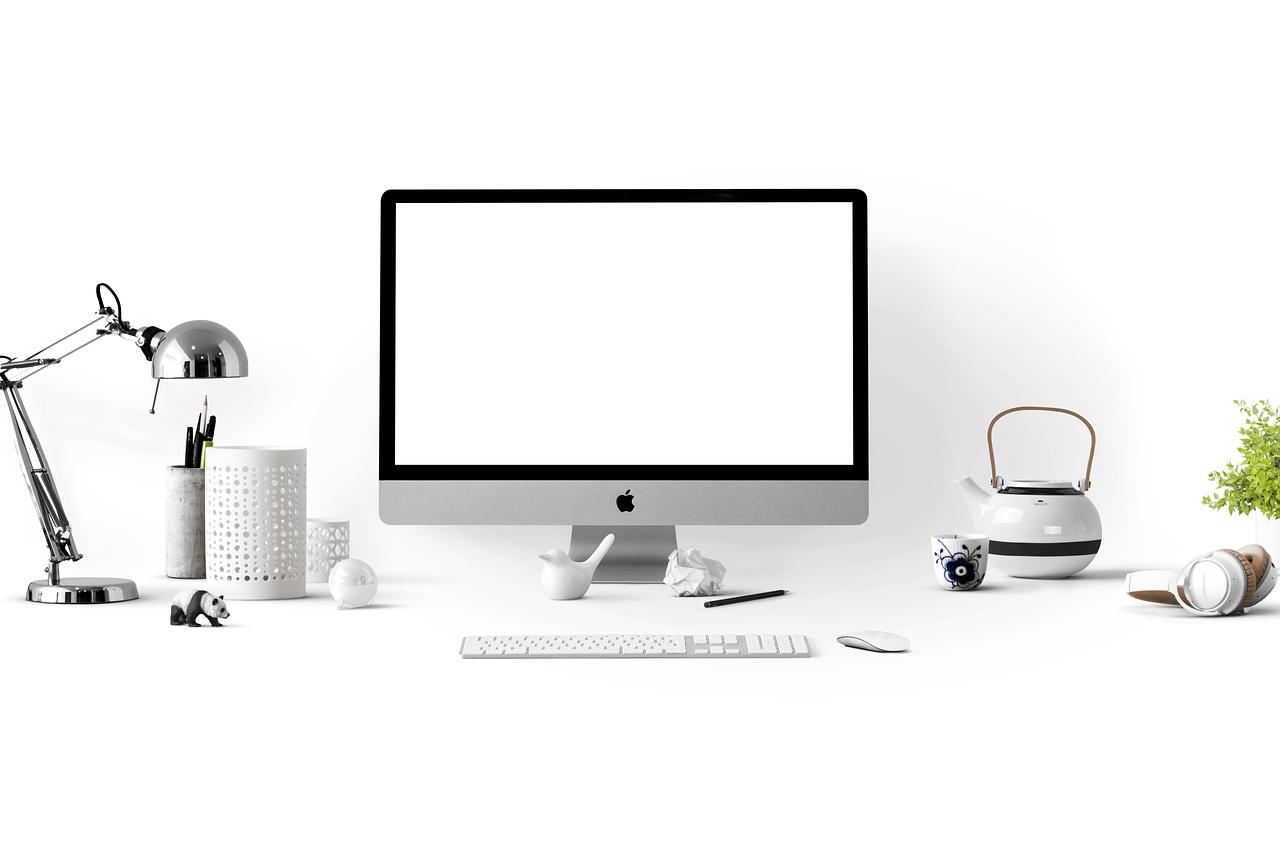 Apple iMac Beispielfoto