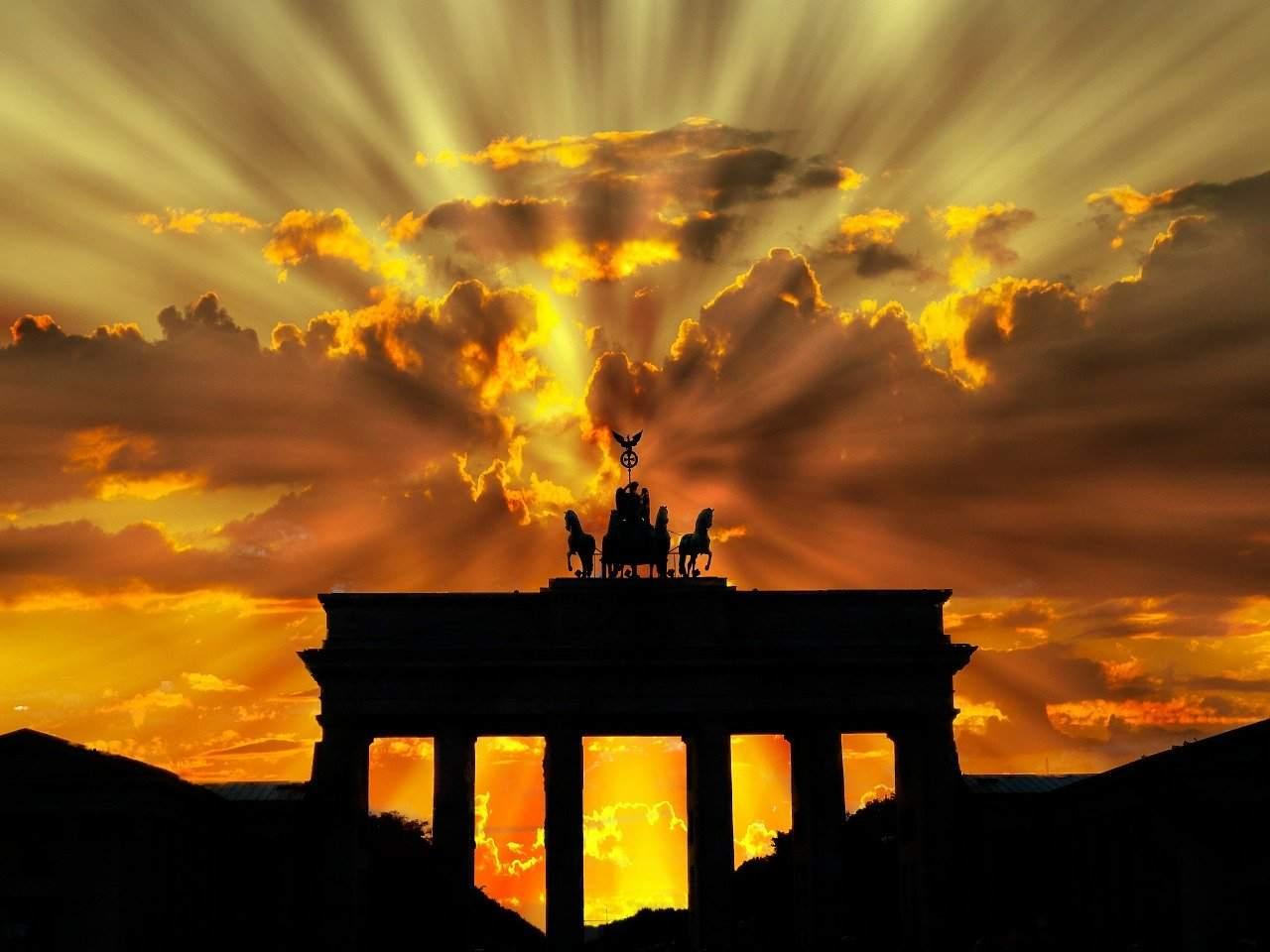 Mietendeckel in Berlin - Brandenburger Tor