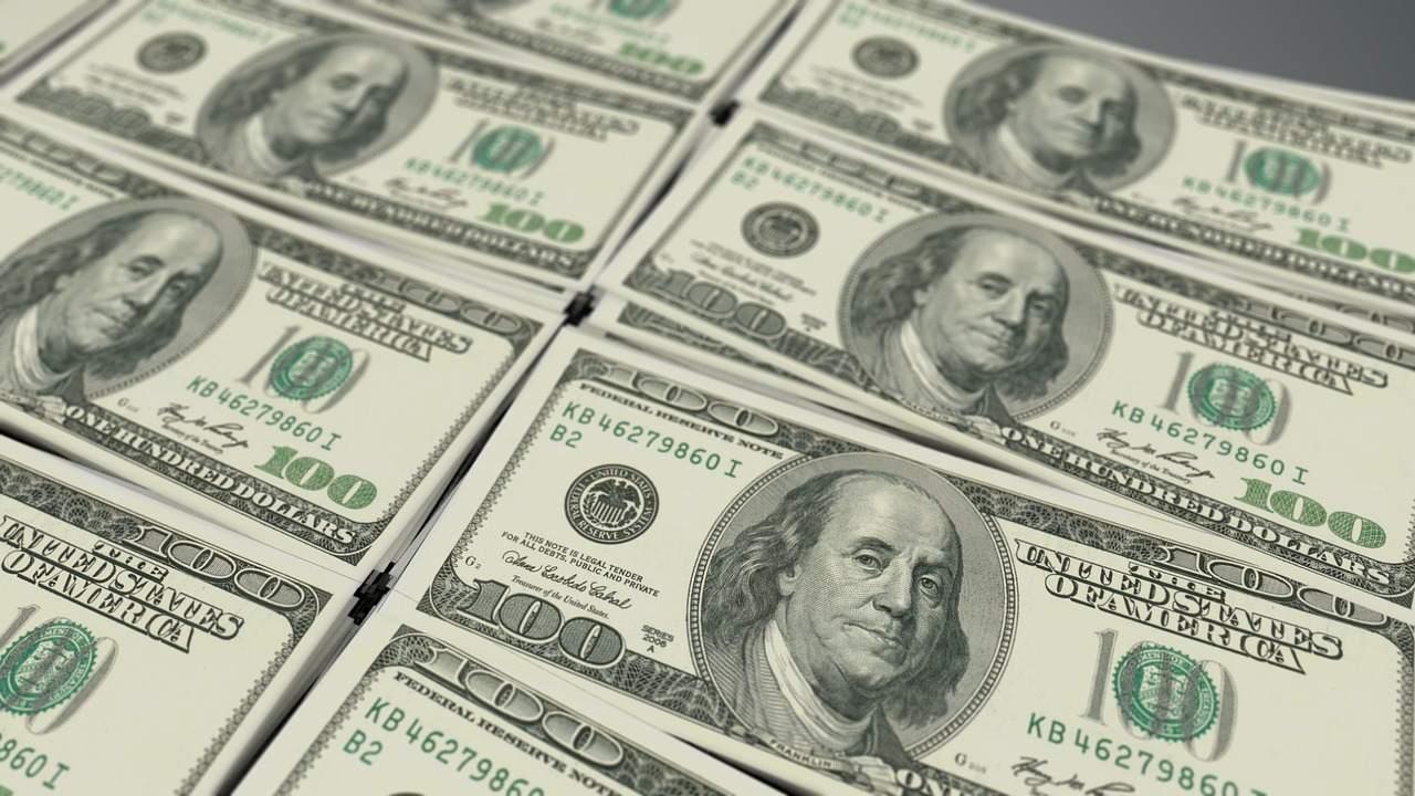US-Dollar Beispielbild