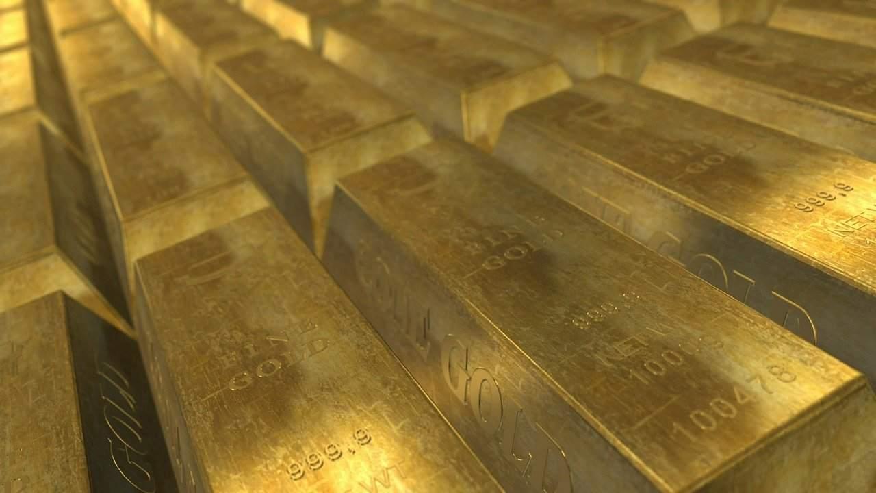 Beispielfoto für Goldbarren
