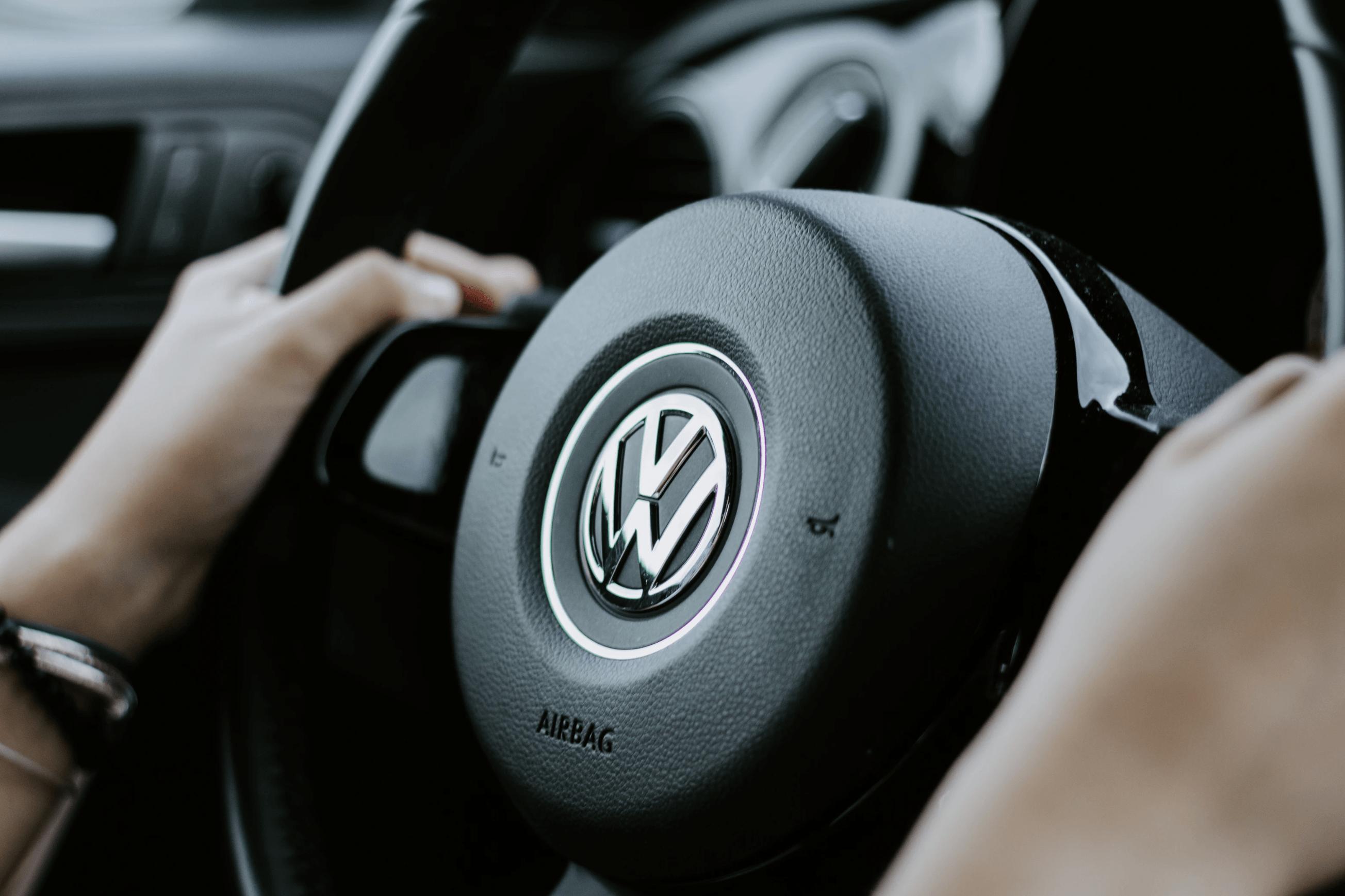 Volkswagen Symbolfoto