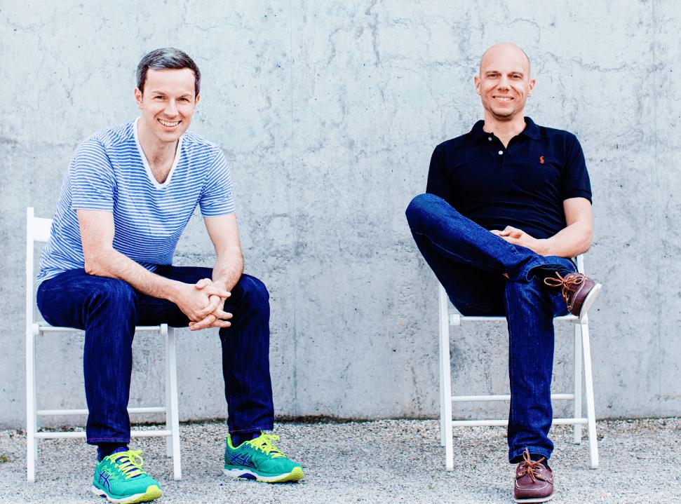 Die Bestseller-Autoren Marc Friedrich und Matthias Weik