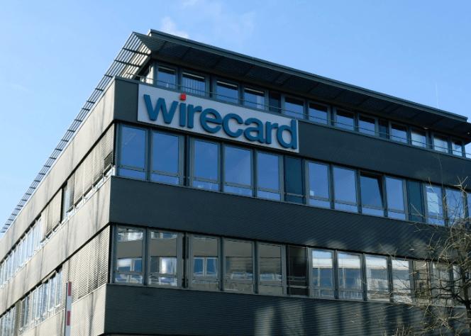 Unternehmenszentrale in München - Wirecard-Aktie fällt