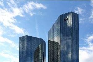 Alfred Herrhausen hat die Deutsche Bank maßgeblich umgestaltet